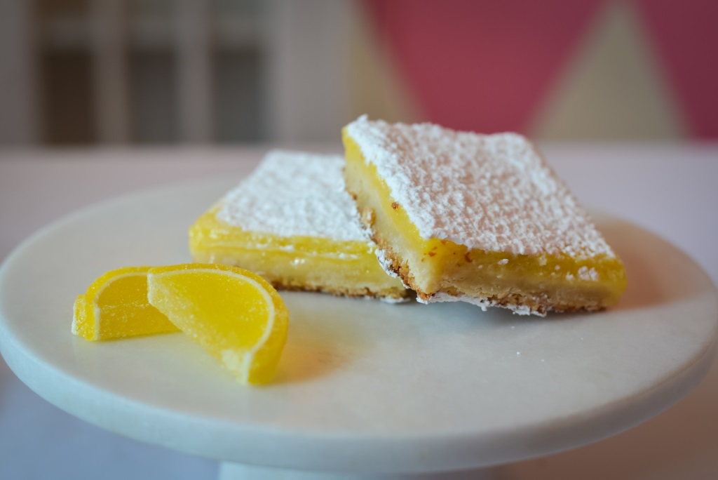 A tart, yet surprisingly sweet treat that's sure to make your mouth water.