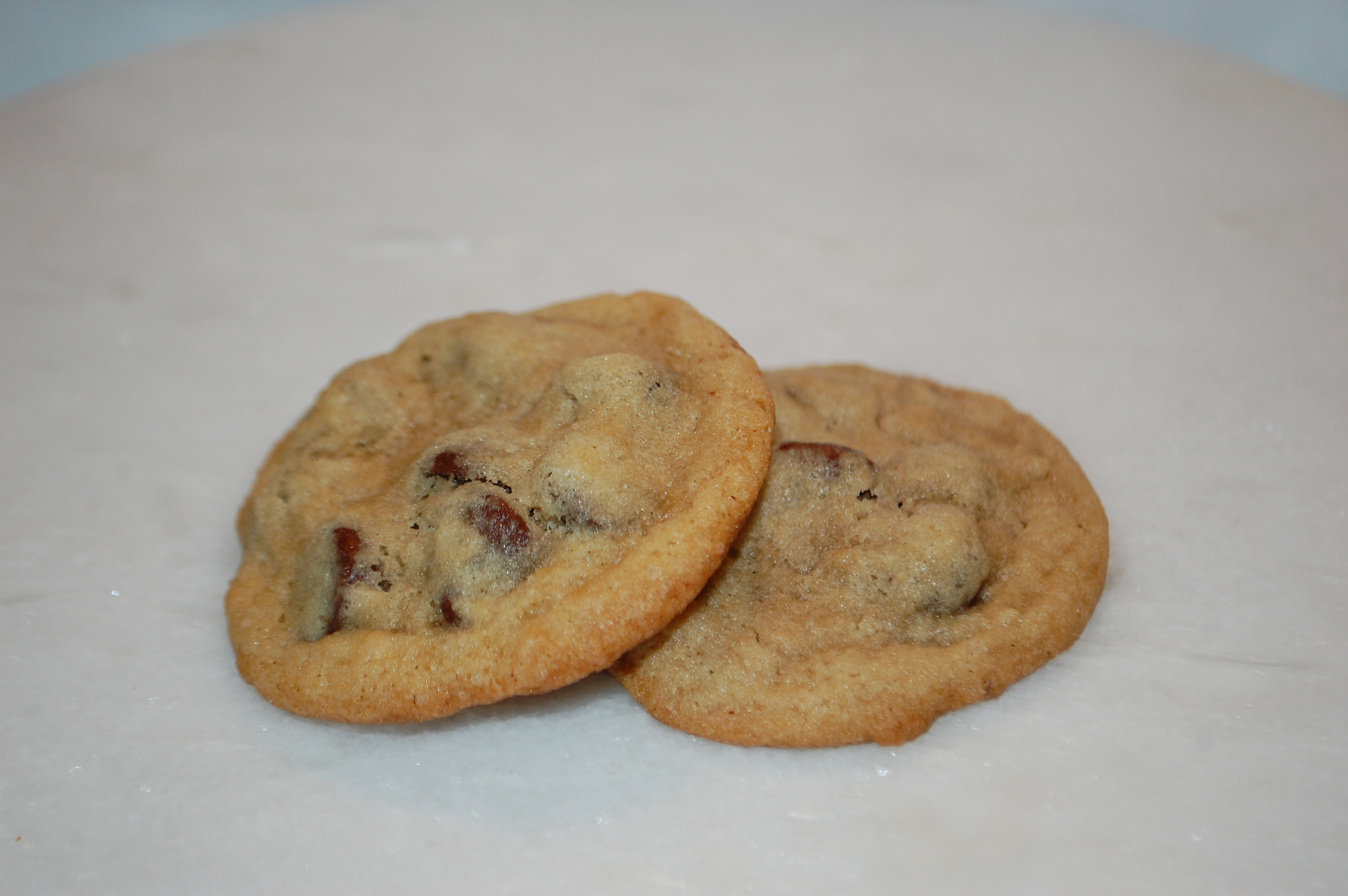 Soft and chewy cookie loaded with chocolate chips.