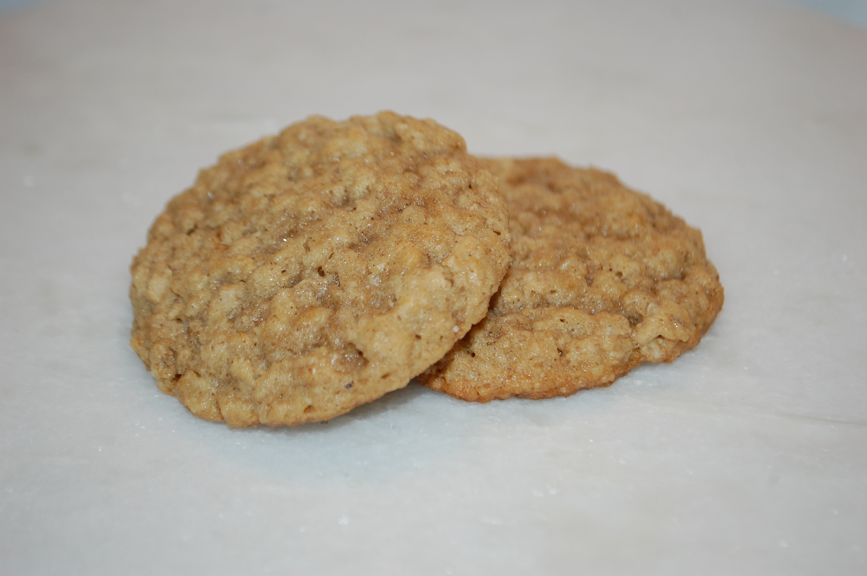 A traditional favorite, a delicious cookie laced with sugar.